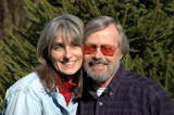 Len Wolgast & Cathy Blumig of Wolgast Tree Farm in Somerset, New Jersey