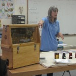 Wolgast Tree Farm & Apiary Visits Barack Obama Green Charter High School