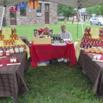 "Wolgast Tree Farm & Apiary at Duke Farm's ""Farm To Table"" Market"